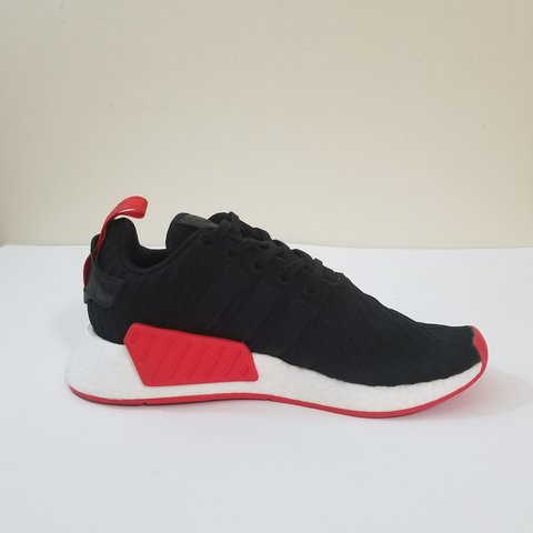 quality design 9ce96 6562f @danysales. 3 months ago. Hialeah, Miami-Dade County, United States. Adidas  NMD R2 PrimeKnit PK Core Black Red BA7252