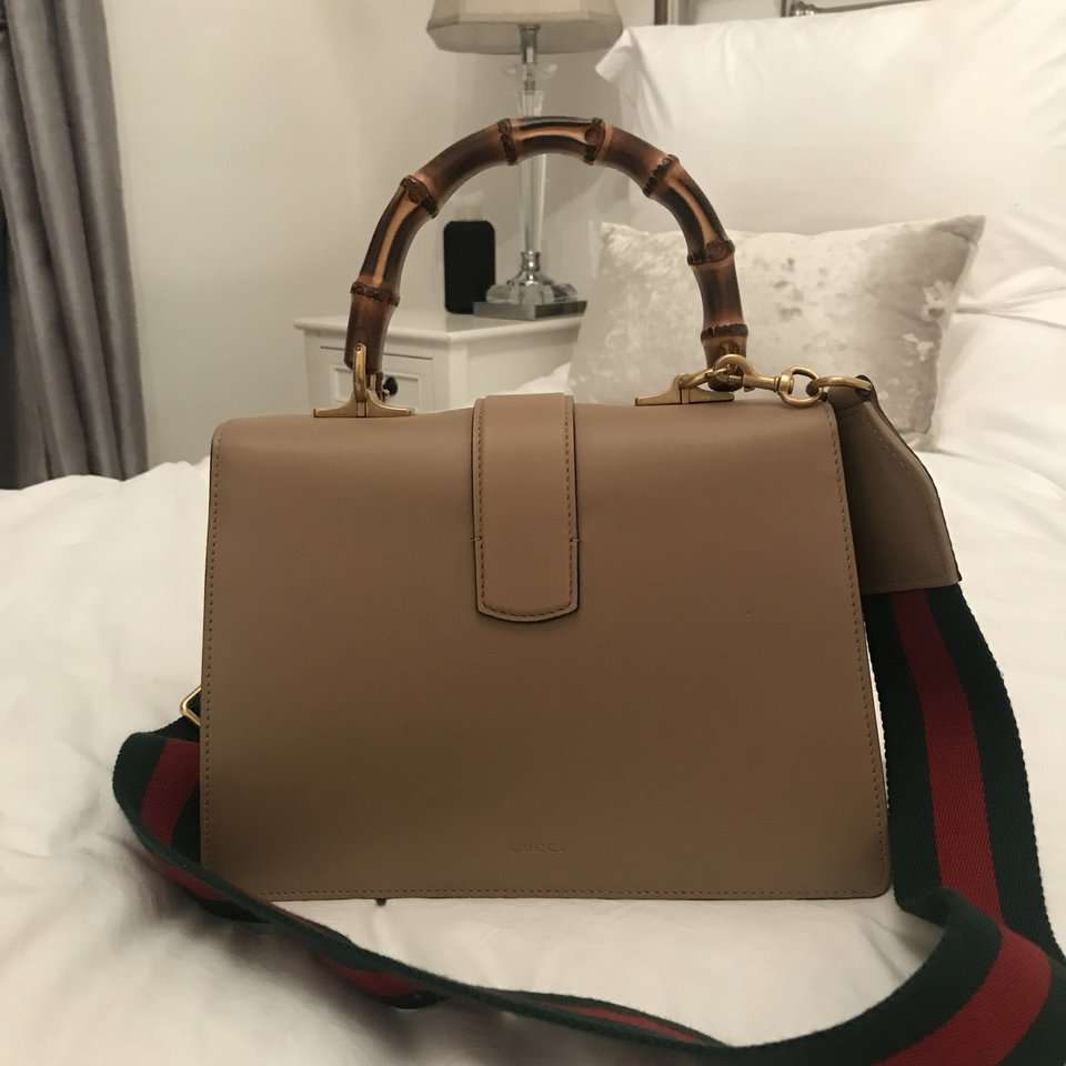 4ea4dde1f GUCCI DIONYSUS BAMBOO HANDLE SIZE SMALL IMMACULATE... - Depop