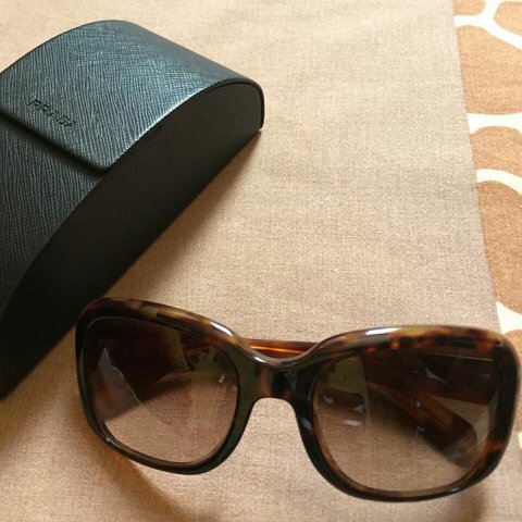 9dda0ca261aa ... coupon for beautiful authentic prada sunglasses 2012 2013 year of are  depop fe5db 39a7a