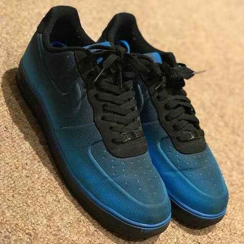 newest 1e3a4 ca928  katie wilde. 2 months ago. London, United Kingdom. Nike Air Force One Lunar  Blue