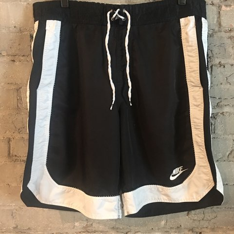 5da73e94143c1 @outfittedmbs. 21 days ago. Concord, United States. Vintage Nike Swim Trunks  🔥 Condition: Very Good ...