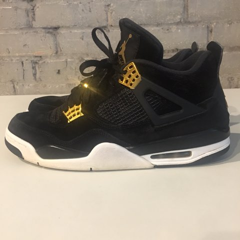 3861680b0fdaa8 Nike Air Jordan 4 Retro Royalty 308497-032 🔥 Condition  No - Depop