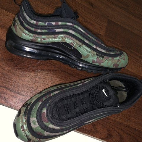 best sneakers fd86f 39999  leosells. 5 months ago. Liverpool, United Kingdom. AIR MAX 97 COUNTRY CAMO  JAPAN ...