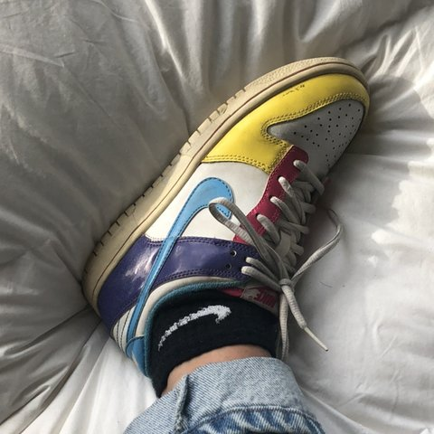 757843416f8b5 @andie_taylor. 4 months ago. Bend, United States. Color block x nikes. Really  nice condition. Size 6.5 women's