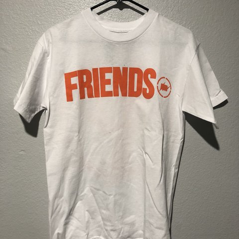 931c9d87c @dontwearmyshirt. 11 months ago. United States. VLONE x FRAGMENT FRIENDS TEE  ...