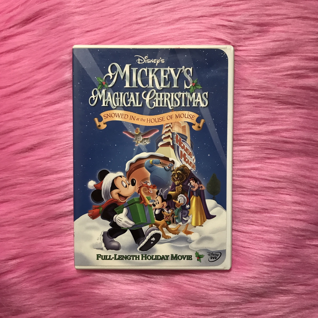 Mickeys Magical Christmas.Mickey S Magical Christmas Snowed In The House Of Depop