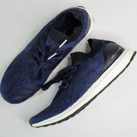 f121981bb87d0 Authentic Adidas Ultra Boost Uncaged Collegiate Navy 13