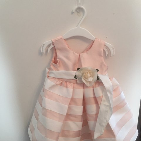 a9707d92663ea @vjohno18. 4 months ago. Liverpool, United Kingdom. BNWT Monsoon baby dress  size 3-6 ...