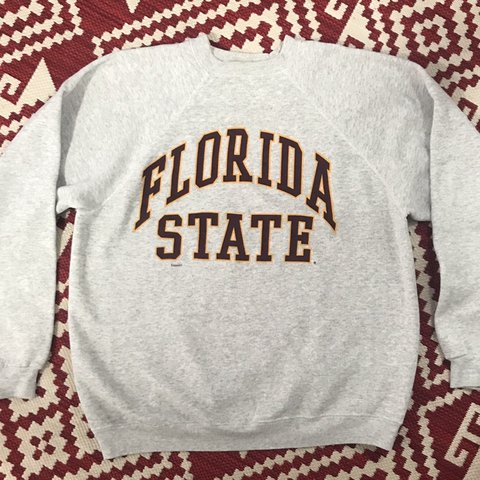 4c9778e6fa0 @crookedstiks. 8 months ago. Palm Harbor, United States. Vintage Florida  State University Sweatshirt.