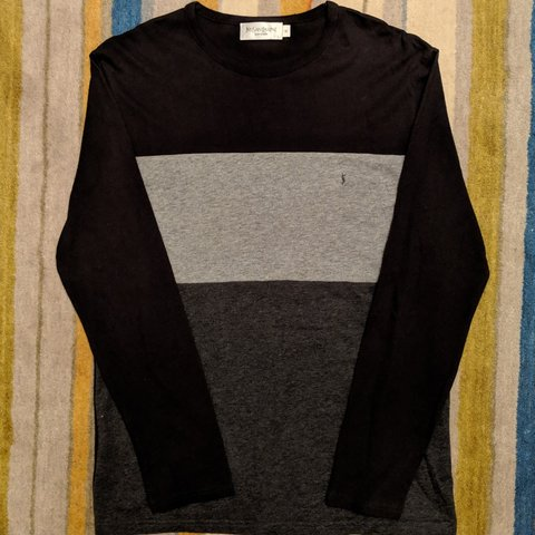 8ee58f80 @vintageflex. 3 months ago. Cheshunt, Hertfordshire, United Kingdom. Vintage  Y2K 00s Yves Saint laurent long sleeve t shirt.