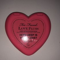 Too Faced Love Flush Blush -shade: How Deep Is Your    - Depop