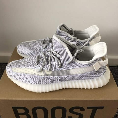 b9e51714c8a6a Yeezy Boost 350 V2 Static Non Reflective -Brand new unused - Depop