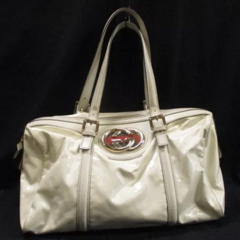 685dd10a1778 Large Gucci GG Britt Satchel Bag, gently preloved. Beautiful - Depop