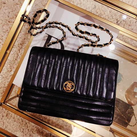 1a4435d20a2cd9 Authentic vintage Chanel. Feel free to request info or me to - Depop