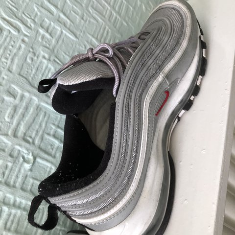 e65f7f25bc11 Shoe and trainer clear out Nike Air Max 97 original UK be - Depop