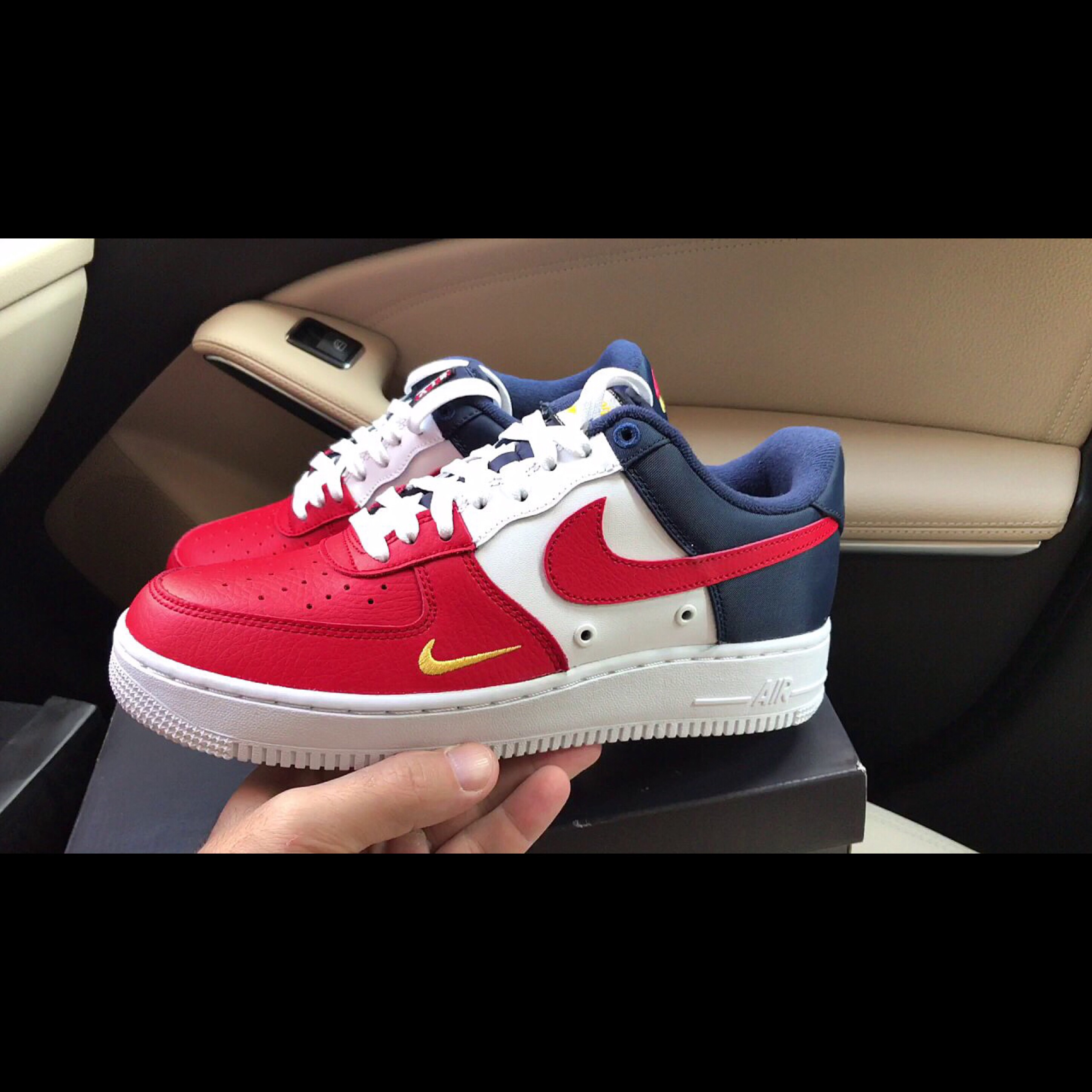 Air Force 1 Low '07 LV8 '4th of July