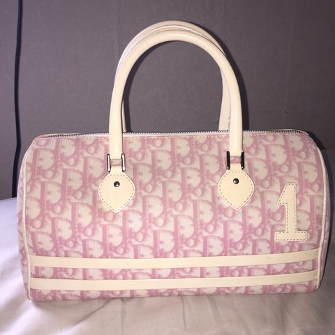 Authentic Christian Dior monogram bag. In perfect besides - Depop 1791163ecf78a