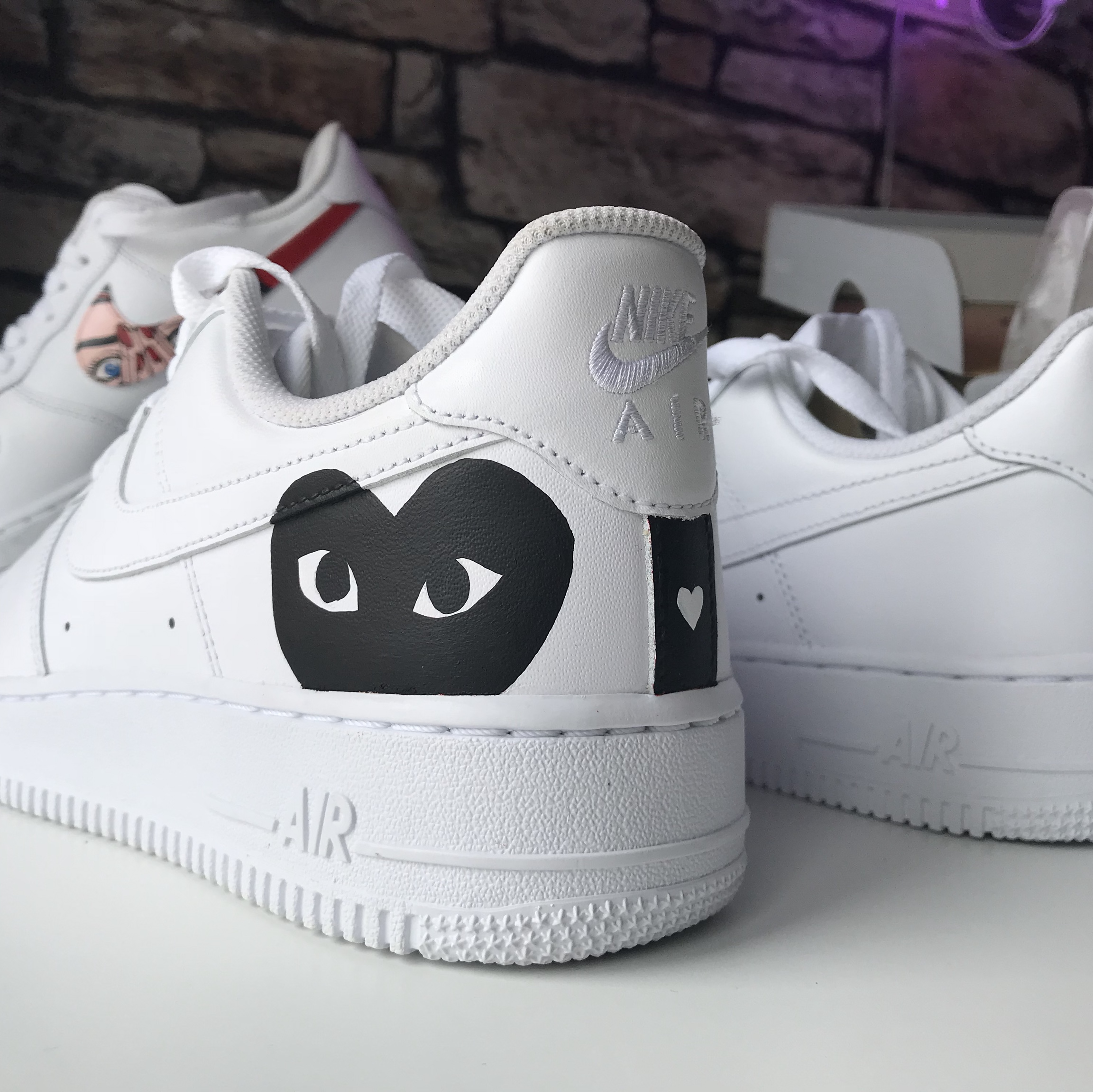 Custom Air Force 1 ***WOMENS (UK 6 AND LARGER ...