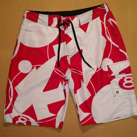 Shorts Useful Stussy Shorts Size 8 Clothing, Shoes, Accessories