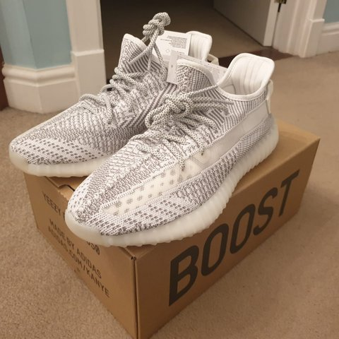 268a1c6d630 YEEZY BOOST 350 V2 STATIC Brand new and unworn Yeezy boost - Depop