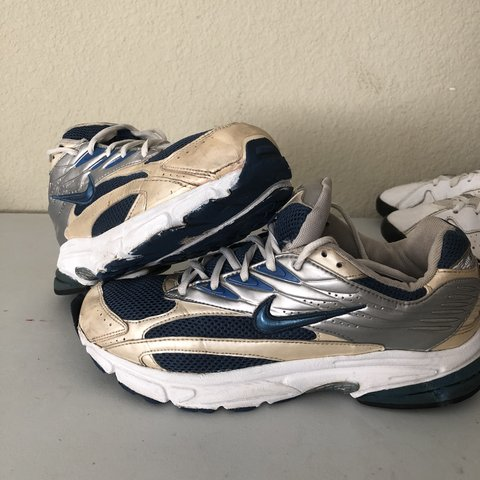 f84c950e27a04 Very Rare 2004 Nike Air Structure Triax The Ultimate dad 9 - Depop