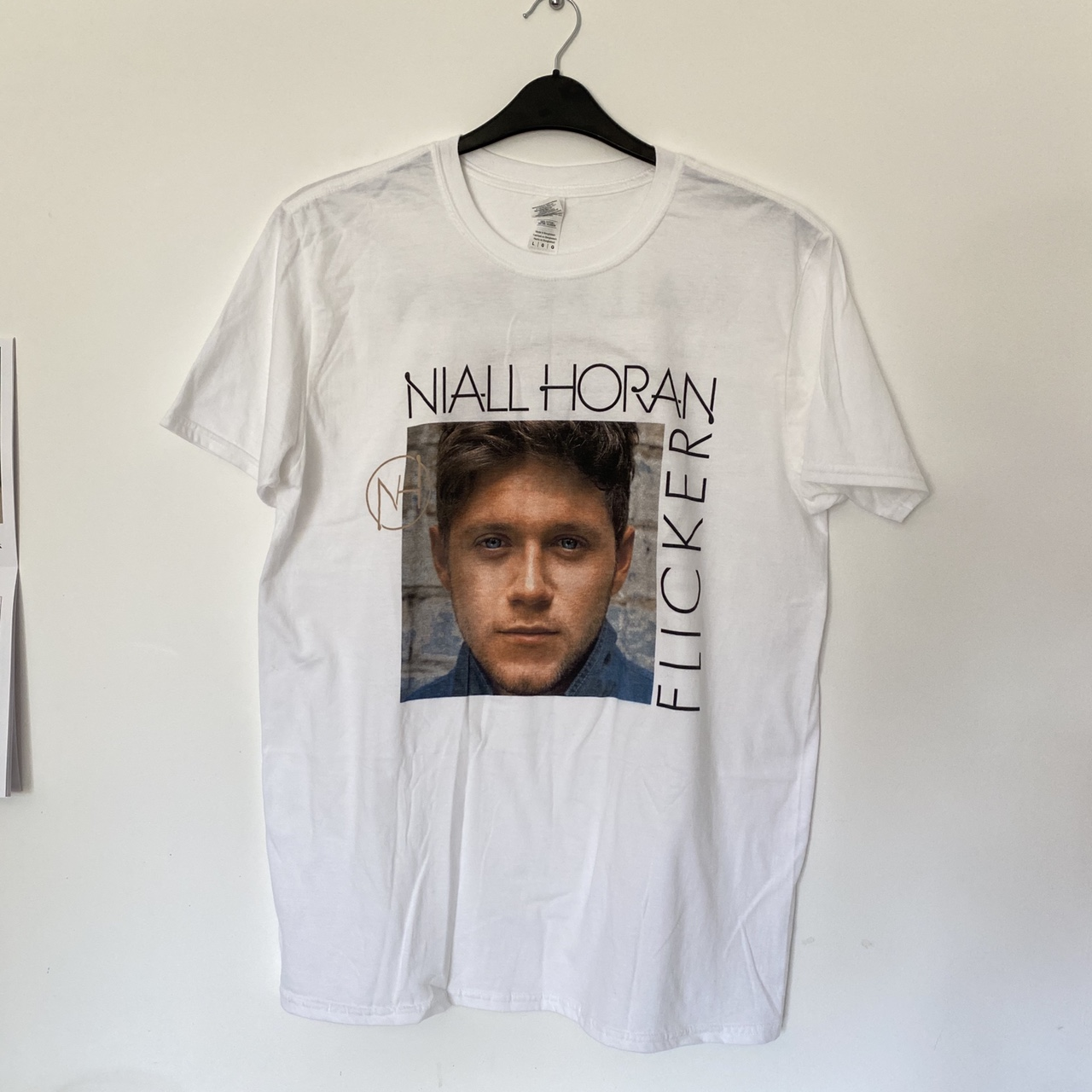 Niall Horan Flicker World Tour 2018 T Shirt Depop
