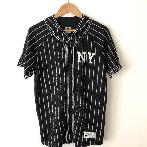 New York Giants Baseball Jersey For Sports Fans Who Don T Depop