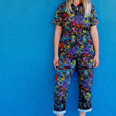 d13f7be96e24 nooworks jumpsuit. very comfy and stretchy