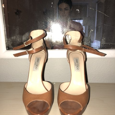e448f51dec96 Jimmy choo designer shoes. Condition 8 10. Only worn 6 These - Depop
