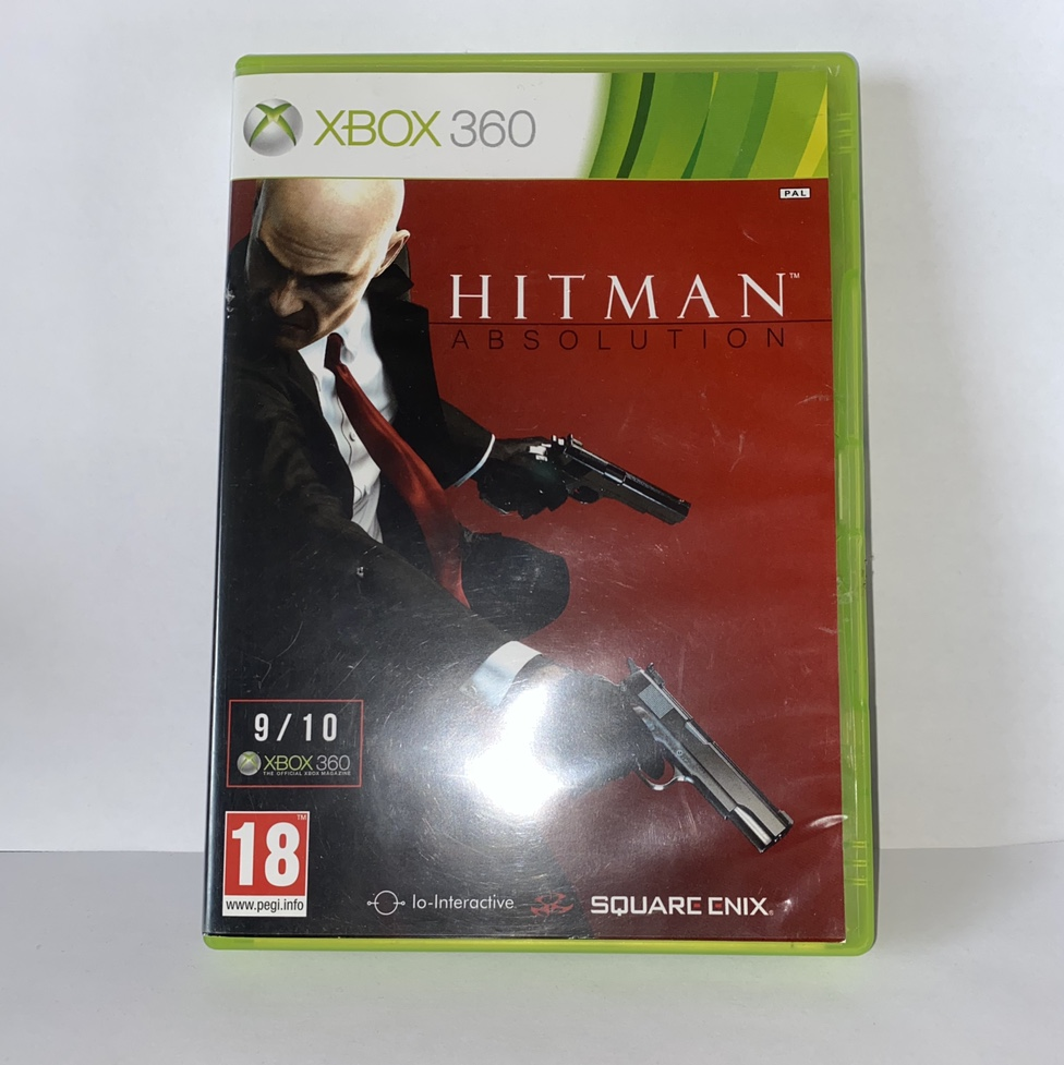 Hitman Absolution Xbox 360 Game Bought Preowned Depop