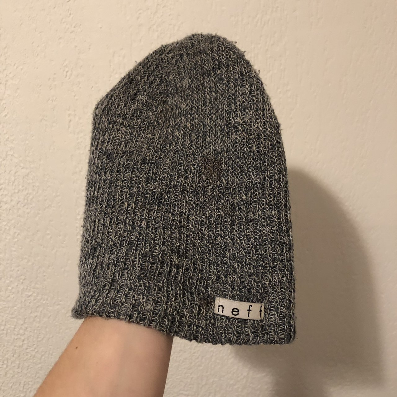 Used   very well-loved Neff every day beanie. Has a few and - Depop 15acd7354bd