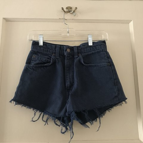 3f647db8 @gmoteee. 3 months ago. Burbank, United States. NEW LOWER PRICE!! authentic  560 Levi's cut off shorts! ...