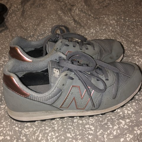 9204451bfdcf  rosalynelliott. 4 months ago. United Kingdom. grey and rose gold 373 new  balance alright condition only worn a short time but couple ...