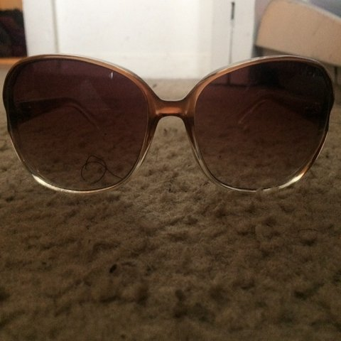 835ce664f747b Deadstock Sold out Nordstrom Halogen Sunglasses. Gently to - Depop