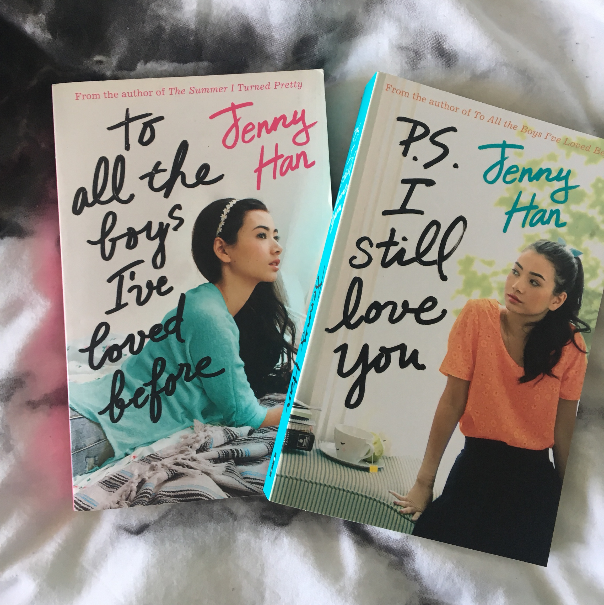 First 2 books in the 'To all the boys I've loved    - Depop