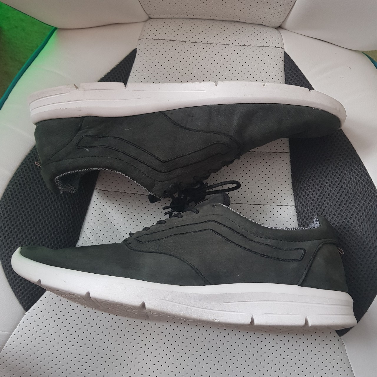 Vans smart shoes worn twice good condition great for...