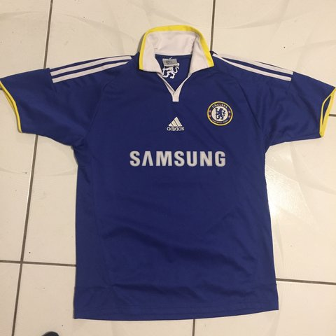 9c0f43be6 Adidas Chelsea FC Jersey ⚽ 🥅 Climacool adidas Materials - Depop