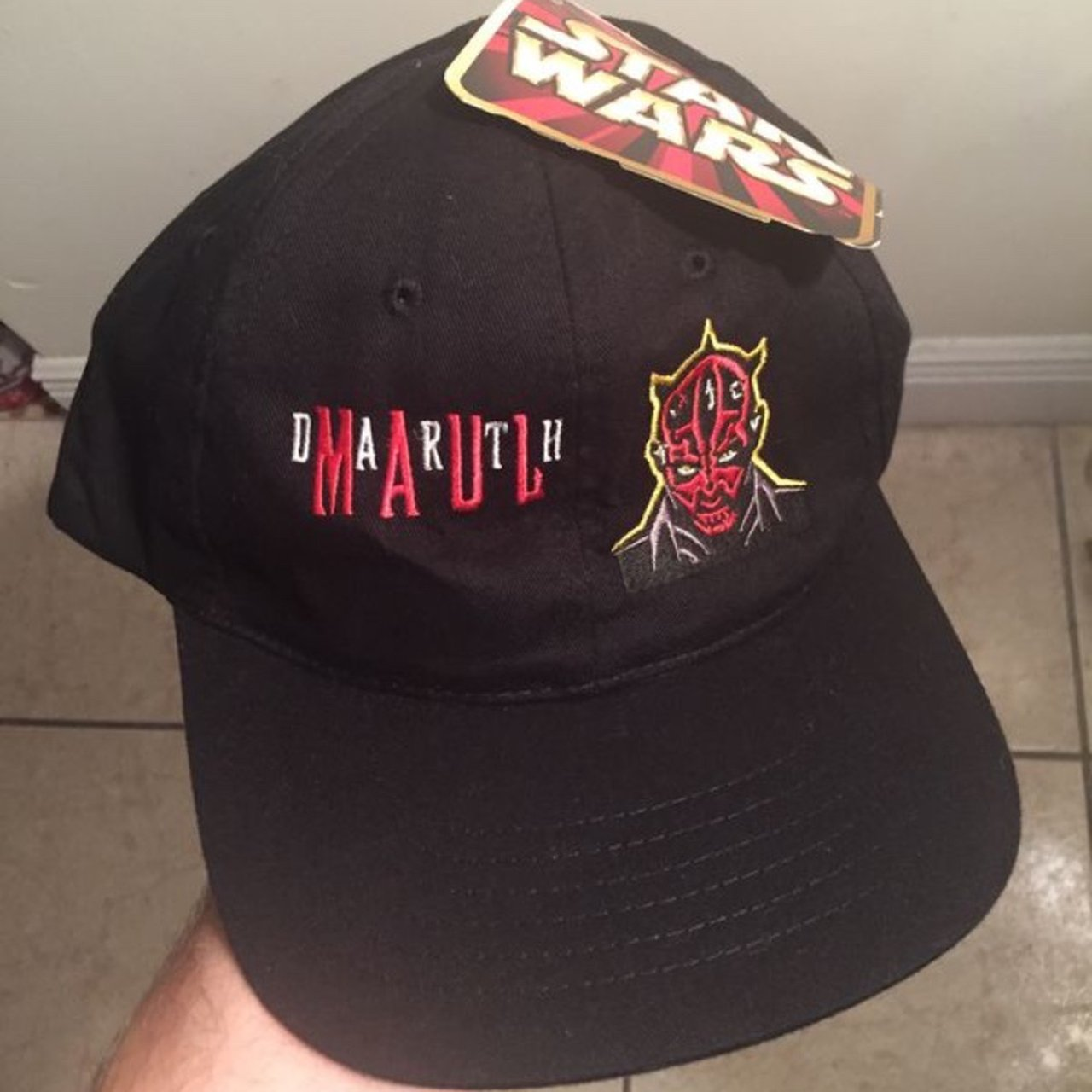 f77651b4c1227 low cost fourcornersvintage. last month. deerfield beach united states.  vintage star wars hat