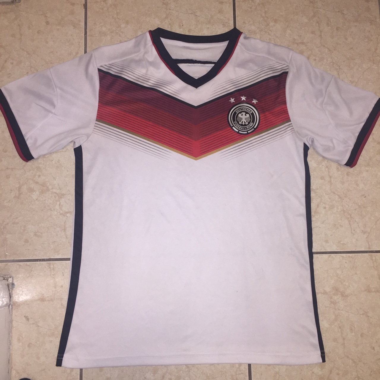 meet 55f10 6a9e9 Germany National Football Team Jersey 🇩🇪 ⚽️ 2014... - Depop