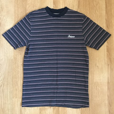 016563f5689 Palace striped tee. Men s size small. Excellent condition