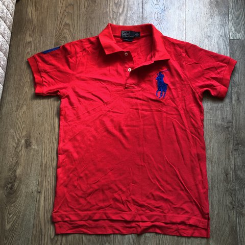 3d090a239 @besthaulclothing. last year. Burton upon Trent, United Kingdom. Polo Ralph  Lauren polo shirt size small men's pit to pit 19 inch good condition used