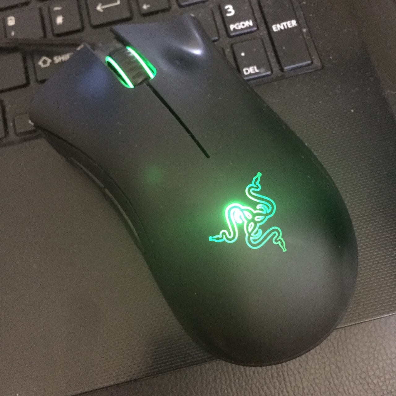 Razer Deathadder 2013 Gaming Mouse Used but in fully    - Depop