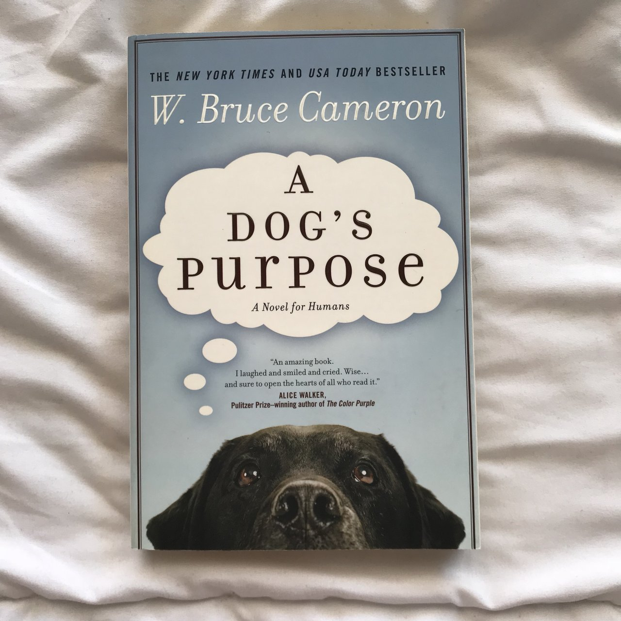 A Dogs Purpose Book
