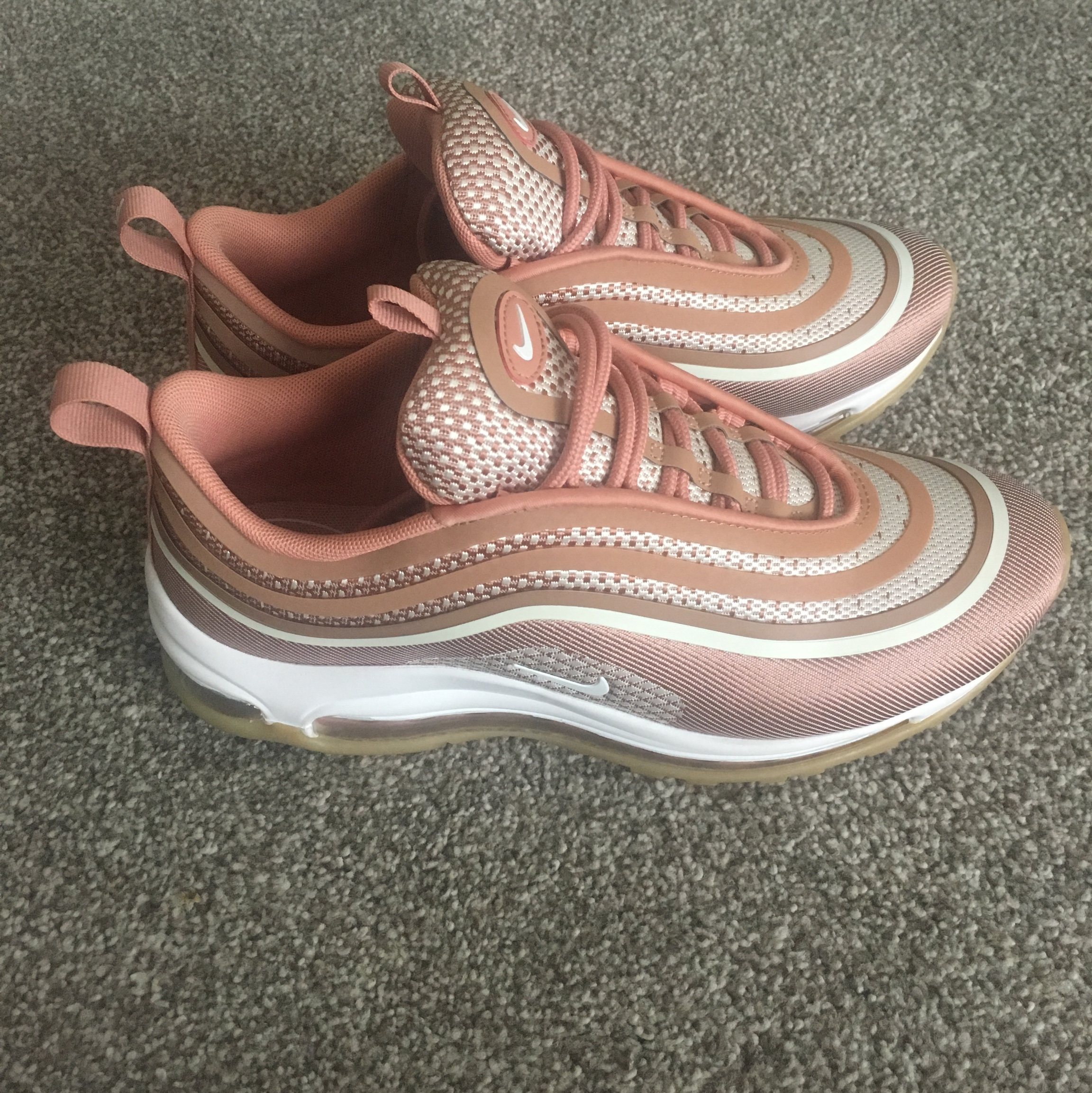 Price Reduced Today Nike Air Max 97 Rose Gold