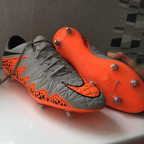 3931d6473 Nike hypervenom phinish sg ACC - 9/10 condition with bag - Depop
