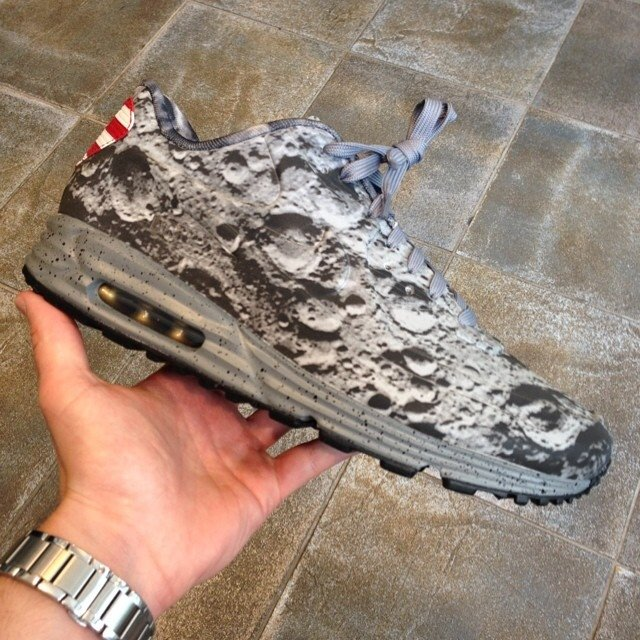 size 40 24700 b4f7a ... coupon code for deadstock bnwb nike air max 90 lunar sp moon landing uk  8 depop