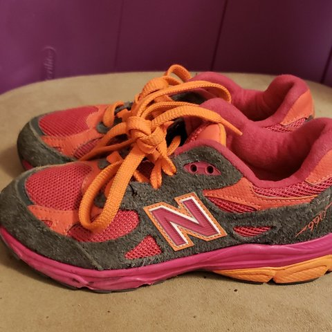 newest d7c94 41f8d  ajscornermd. 8 months ago. Abingdon, Maryland, US. New Balance 990, pink,  orange ...