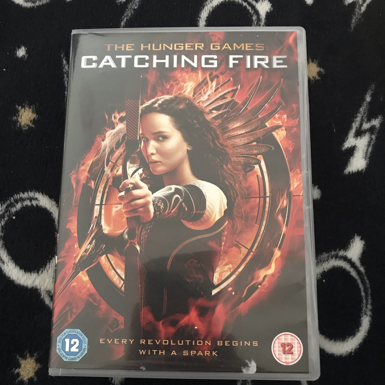 The Hunger Games Catching Fire 2013 Starring Depop
