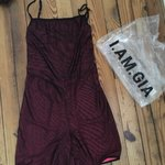 a732e340f29 Iamgia Jumper nwt Ulric playsuit Never worn