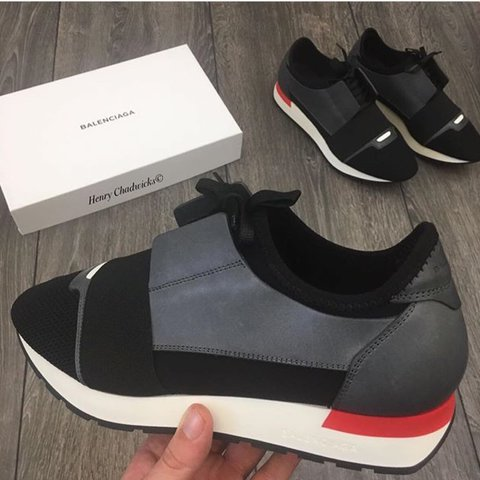 d519a3b86090 PRICE DROP! Brand new in box men s Balenciaga runners. and 9 - Depop